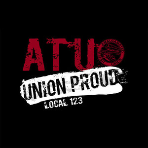 ATU Union Proud Splatter Apparel