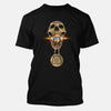 Carpenters Skull Medallion Apparel