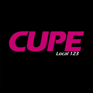 CUPE Logo Apparel