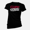 CUPE Union Proud Splatter Apparel