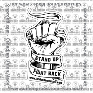 Dockers - Stand Up - Decal