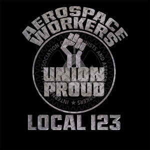 Aerospace Worker Iron Fist Apparel