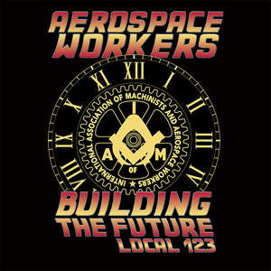 Aerospace Worker Future Apparel