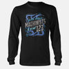 Machinist Blue Metal Apparel