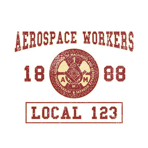 Aerospace Worker College Apparel