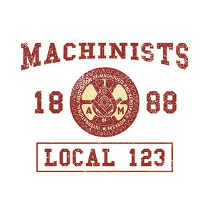 Machinist College Apparel