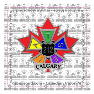 IATSE 212 - Pride Logo Decal