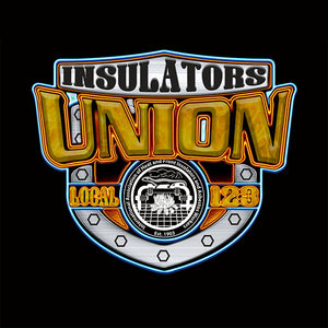 Insulators Shield Union Apparel