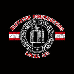Elevator Constructors Collegiate Union Apparel