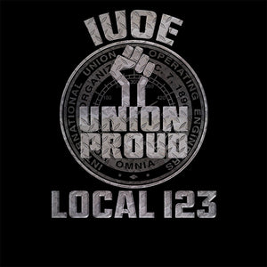 IUOE Iron Fist Apparel