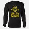 Operating Engineers Biohazard Union Apparel