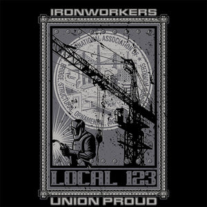 Ironworkers Collage Apparel