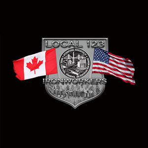 Ironworkers Canada/US United Union Apparel