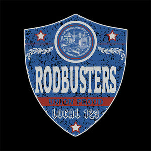 IW Rodbusters Blue Badge Apparel