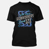Ironworkers Blue Metal Union Apparel