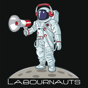 Cartoon Labournauts Apparel