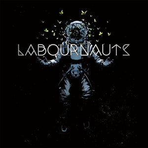 Labournauts Blue Spaceman Apparel
