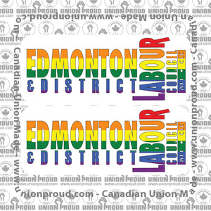 EDLC Pride Decal
