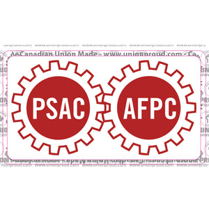 PSAC Logo Decal