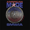 SMWIA Round America Decal