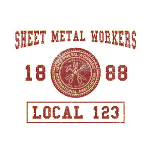 Sheet Metal College Union Apparel