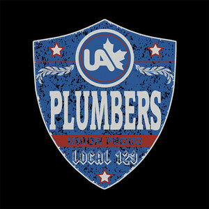UA Plumbers Blue Badge Apparel