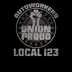 Auto Workers Iron Fist Apparel