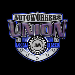 Autoworkers Shield Union Apparel