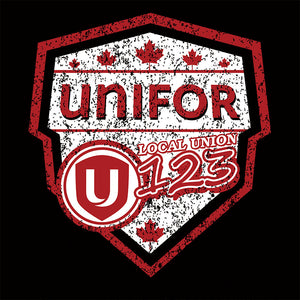 UNIFOR Canada Shield Union Apparel