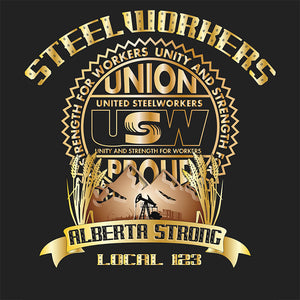 USW Alberta Strong Apparel