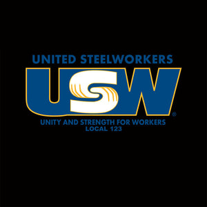 USW Basic Logo Union Apparel