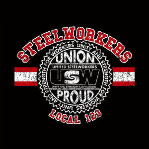 USW Steelworkers Collegiate Union Apparel