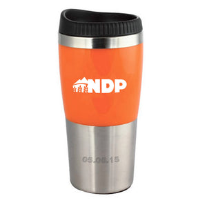 Alberta NDP – 16oz Travel Mug