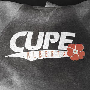 College Ladies V-Neck - CUPE Alberta