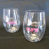 Go-Vino Wine Glasses - CUPE Alberta