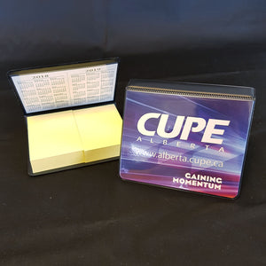Large Post-It Note Pad - CUPE Alberta
