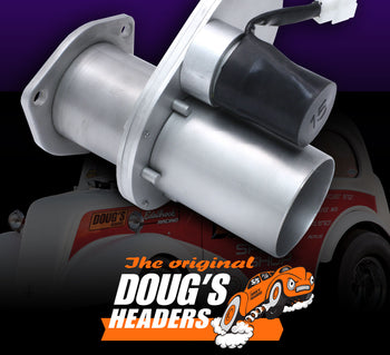 Uncork Your Exhaust with Doug's Electric Cut Outs