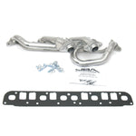 "JBA Performance Exhaust 1527SJS 1 1/2"" Header Shorty Stainless Steel 00-06 Jeep Wrangler 4.0L Silver Ceramic"