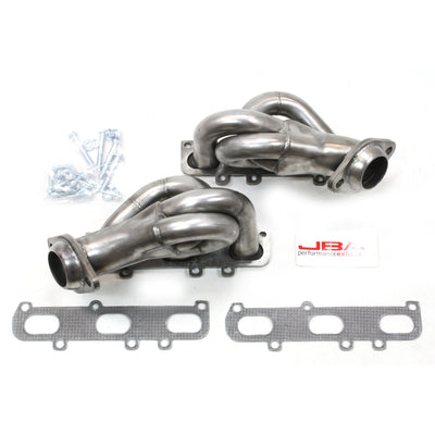 JBA Performance Exhaust 1618S Header Shorty Stainless Steel 11-17 Mustang 3.7L V6