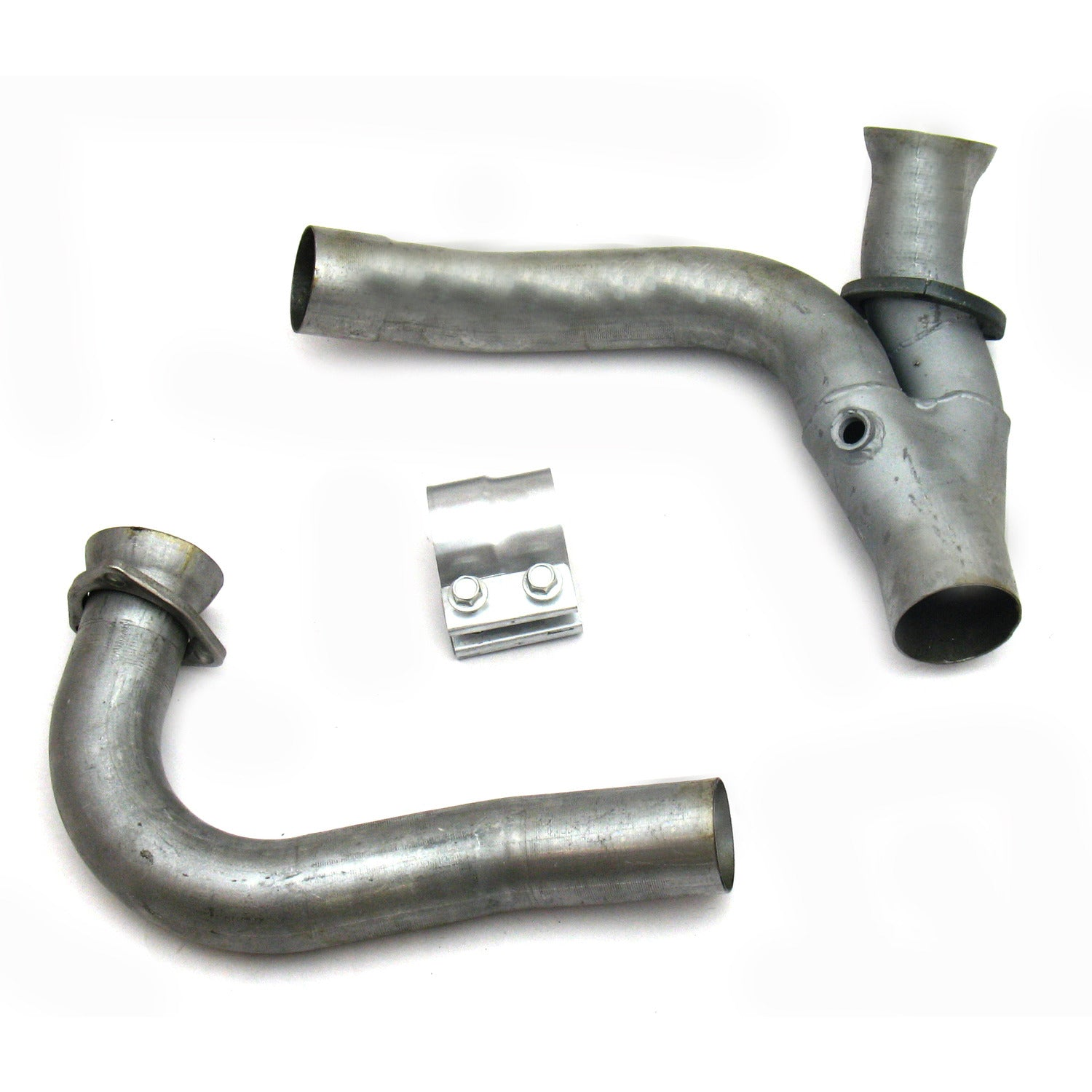 "JBA Performance Exhaust 1820SY 3"" Stainless Steel Mid-Pipe 88-91 Y-Pipe 454 SS"
