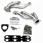 "JBA Performance Exhaust 1842S-9JS 1 1/2"" Header Shorty Stainless Steel 03-12 GM Truck 4.3L V-6 Silver Ceramic"