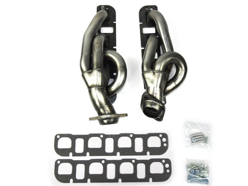 "JBA Performance Exhaust 1961S-2 1 5/8"" Header Shorty Stainless Steel 09-18 Ram 5.7L Hemi 1500 2&4 Wheel Drive"