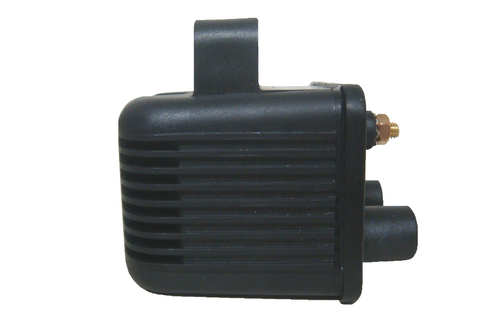 Compu-Fire 30640 - Single Fire 3 Ohm Coil at 50,000 Volts for Aftermarket Ignitions (Except Fuel Injection)