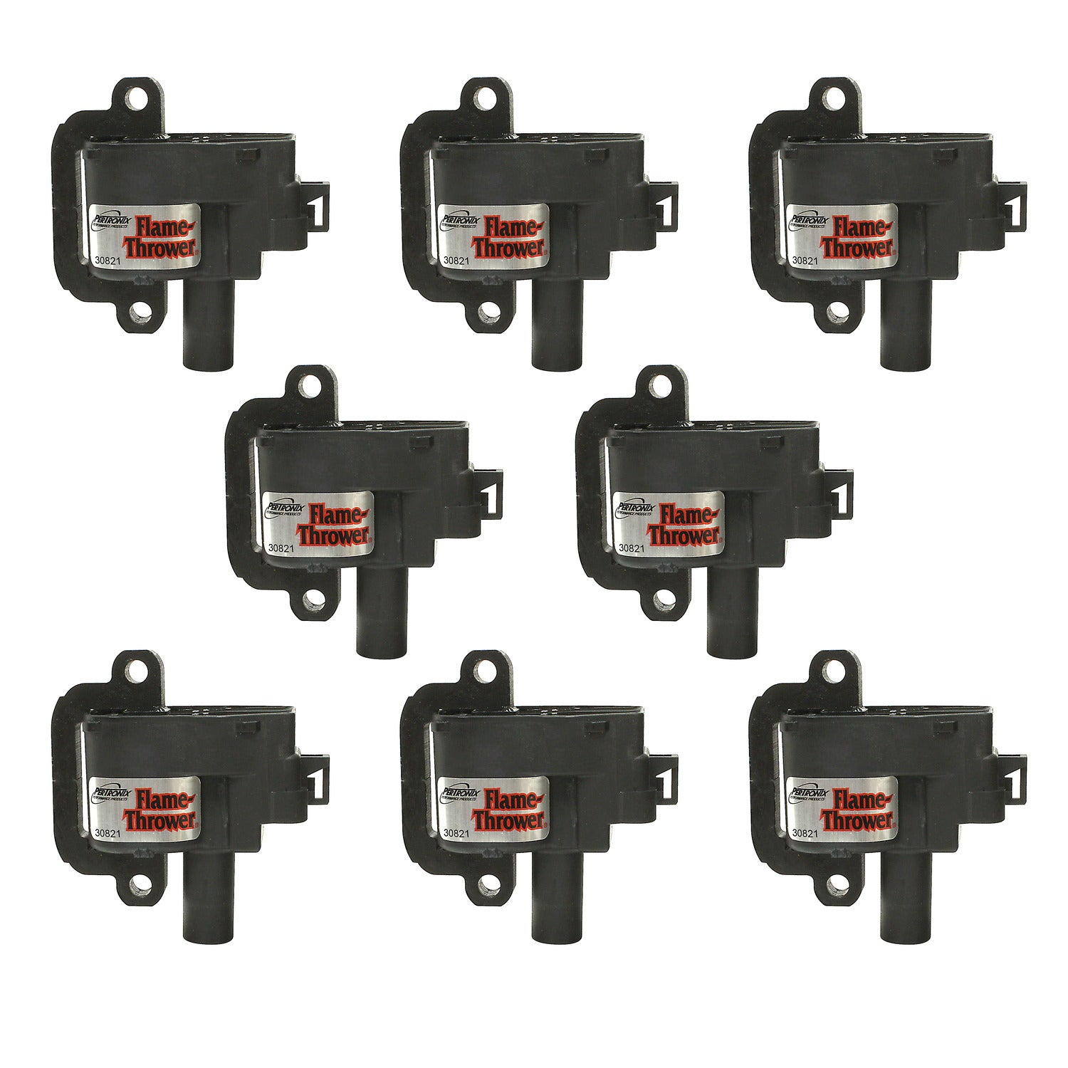 Pertronix 30828 Flame-Thrower Smart Ignition Performance Replacement Coil GM LS1/LS6 Engines set of 8