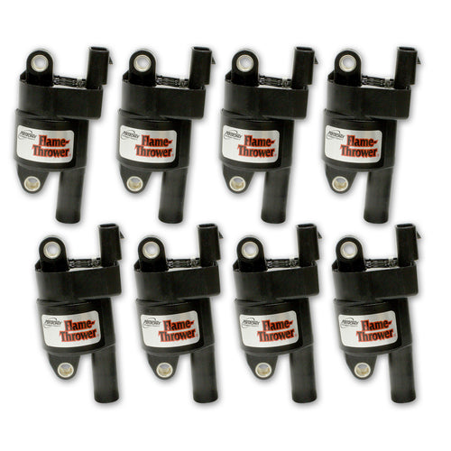Pertronix 30838 Flame-Thrower Smart Ignition Performance Replacement Coil GM LS2/LS3/LS7 Engines set of 8