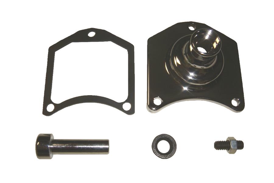 Spyke 400227 - Chrome Push Button Kit for 1.6/1.8 kW Starters