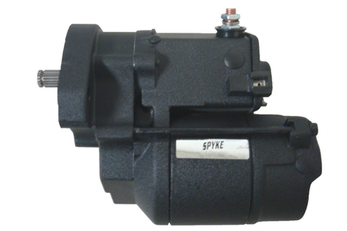 Spyke 404410 - Black 1.4 kW Starter for 94-06 Big Twin Harley® Models (Except 2006 Dyna)