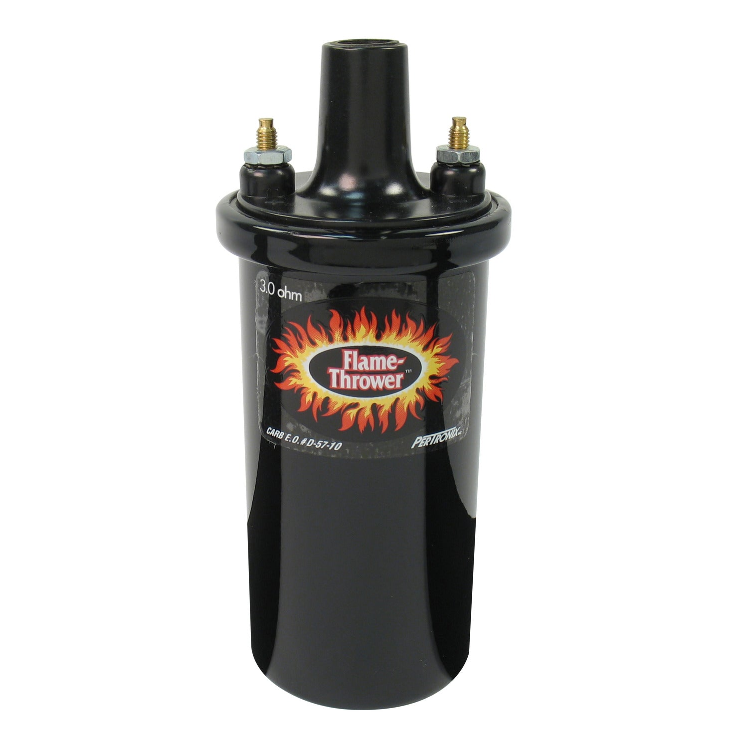 PerTronix 40511 Flame-Thrower Coil 40,000 Volt 3.0 ohm Black