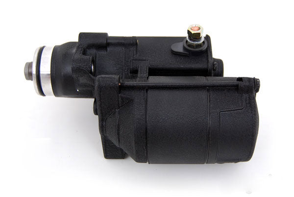 Spyke 412410 - Black 1.4 kW Starter for 2006-17 Dyna Models and 2007-17 Big Twin Twin Cam Models