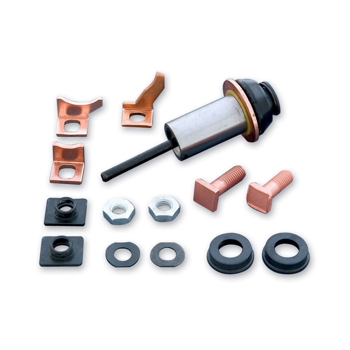 Spyke 431013 - Solenoid Rebuild Kit for 1.2 kW OEM and 1.4 kW Spyke Branded Starters